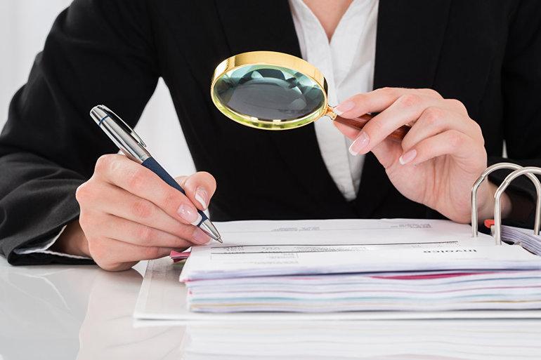 Необходимо тщательно изучать все документы,