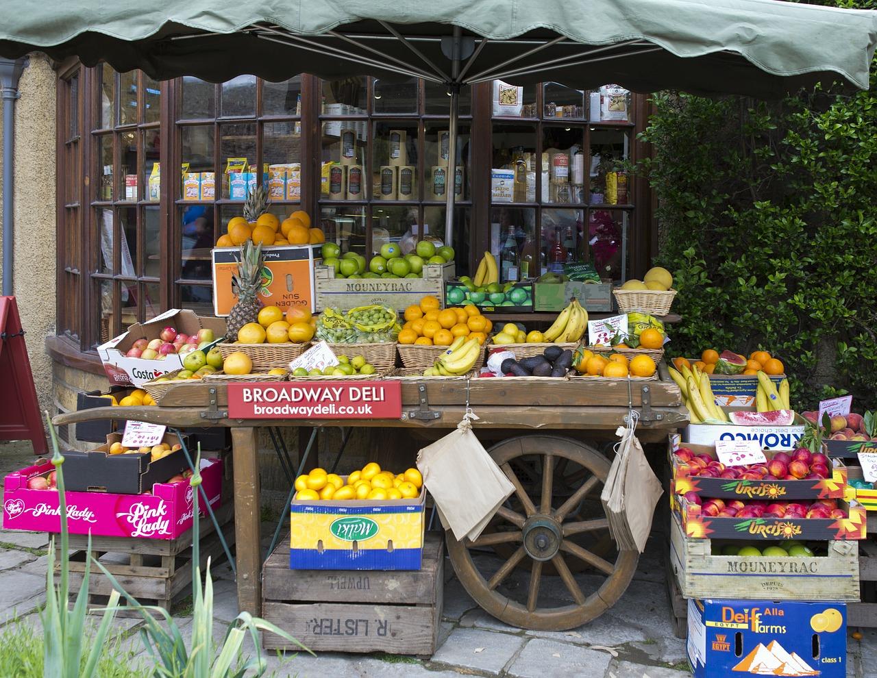 fruiterers handcart 808964 1280