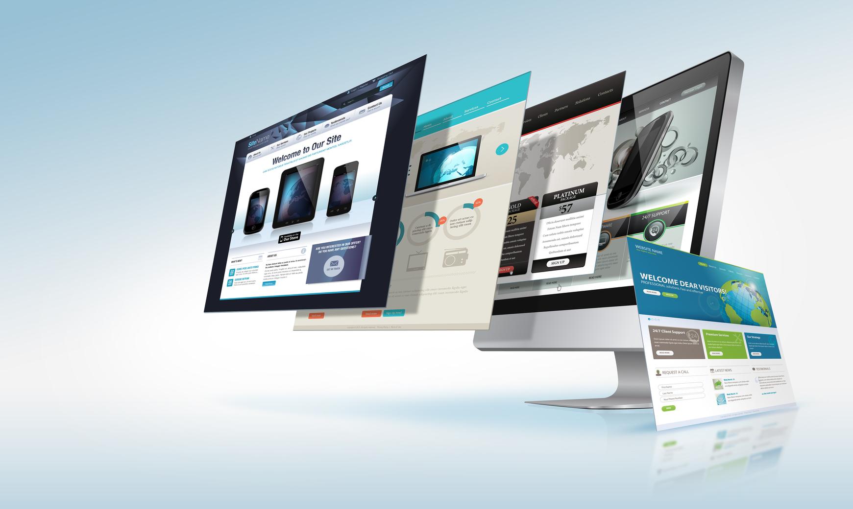 depositphotos 18177429 web design concept