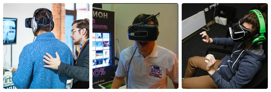 Franshiz virtualnoj realnosti