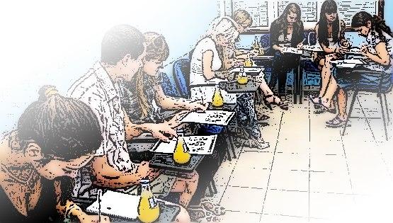 Трудности открытия языковых школ
