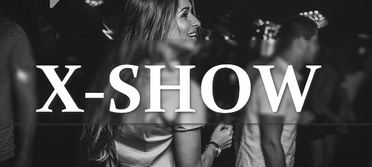 логотип клуба x show