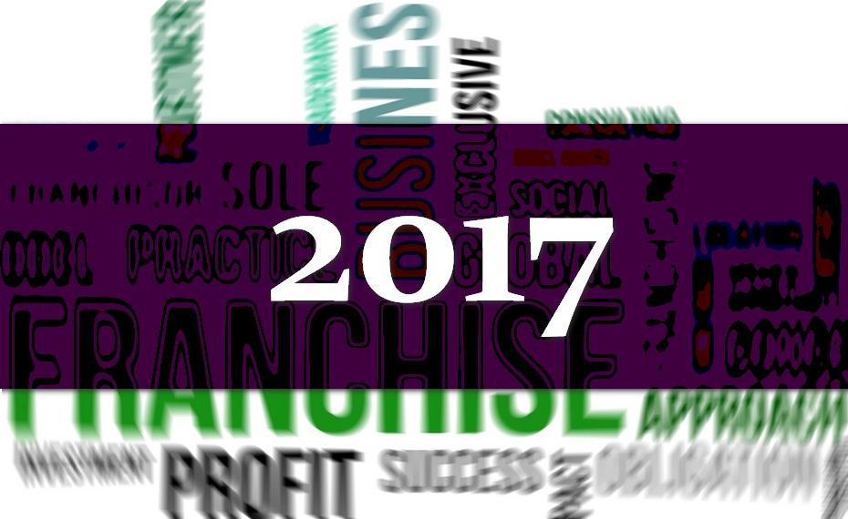 Выбор франшиз 2017 года