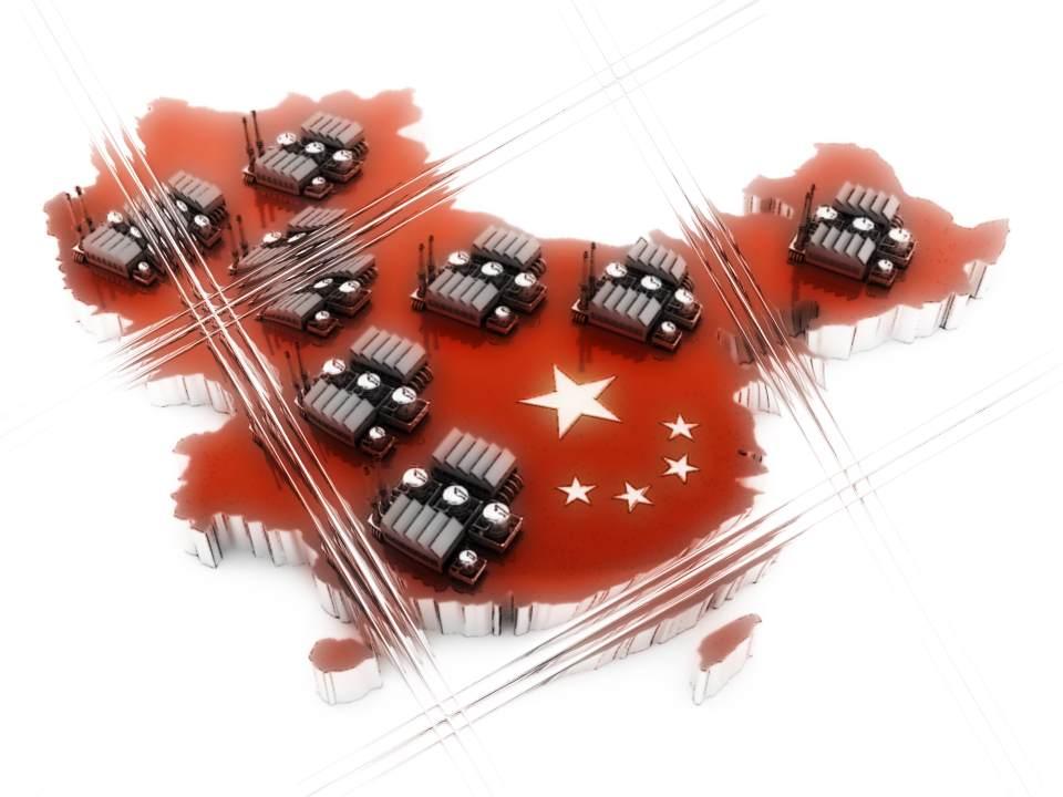 Преимущество китайских производителей