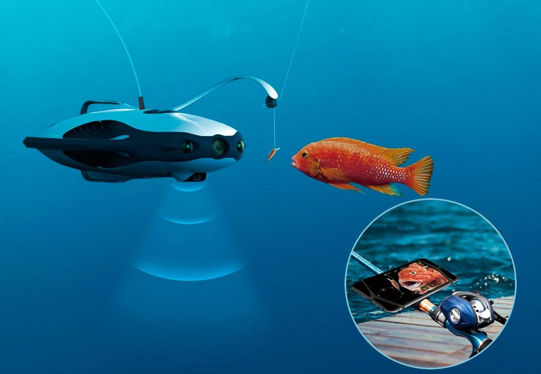 1513577720 powerray podvodnyy dron dlya rybalki s upravleniem po smartfonu