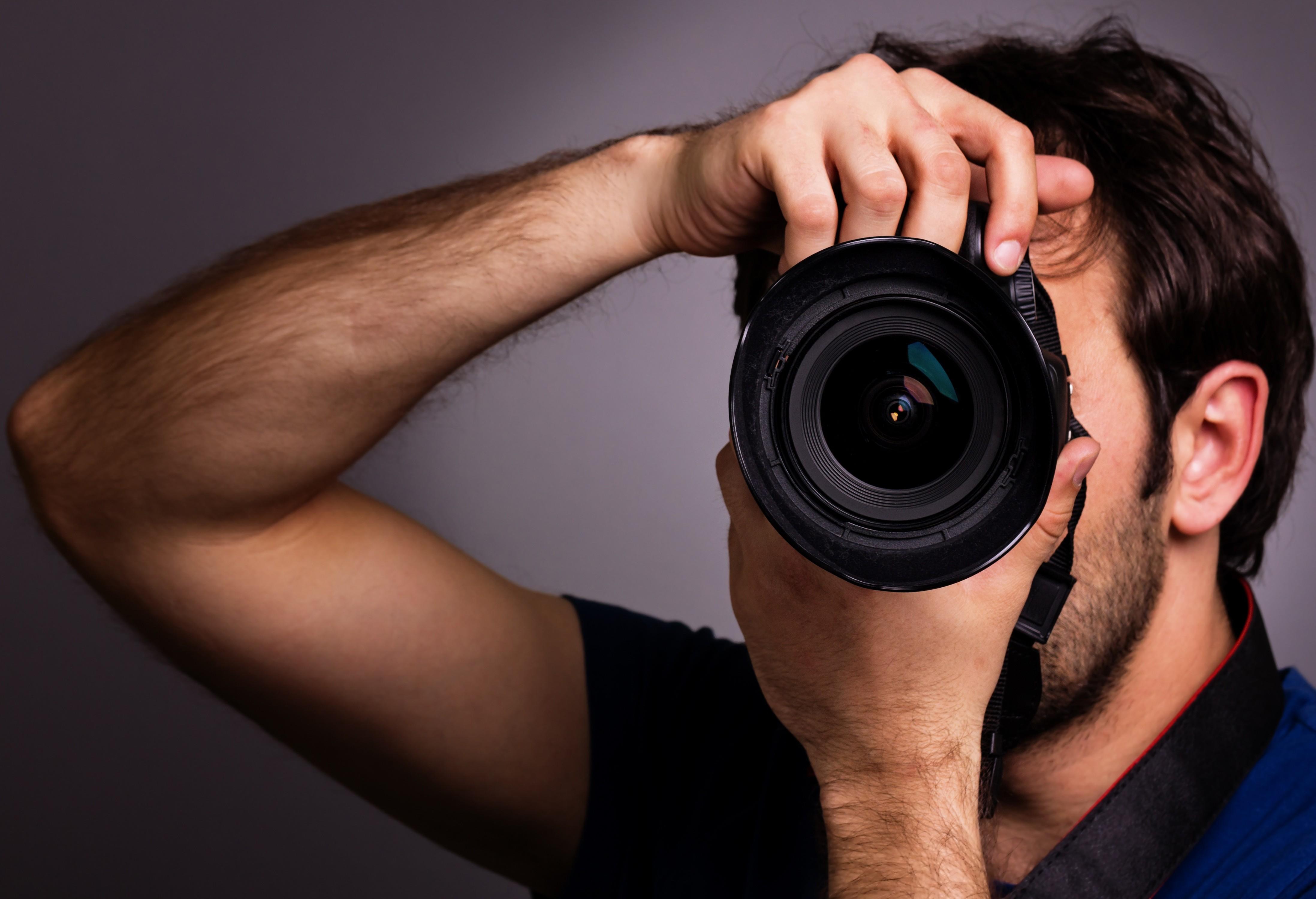 4391x3000 paren tehnika fotoapparat fotograf