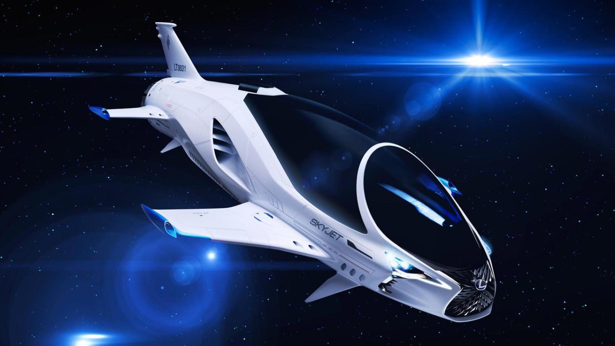 94e0773 lexus spaceship valerian 1 original