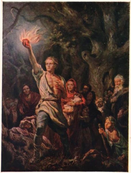 analiz legendy o danko iz rasskaza staruha izergil gorkogo 985abdf