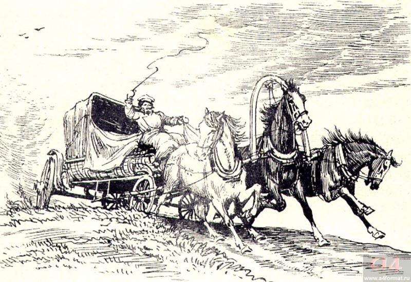brichka i koni chichikova v poeme mertvye dushi gogolja opisanie v citatah 8f917c6