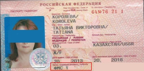 chto znachit kod podrazdelenija v pasporte f7c42c4