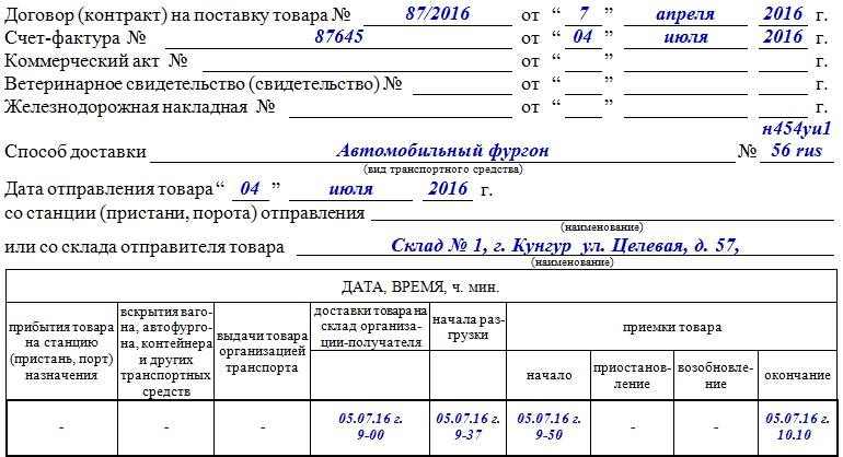 forma torg 2 akt o rashozhdenii obrazec i blank 2018 goda 81df69d