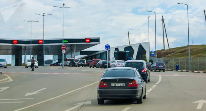 granica mezhdu gruziej i armeniej pravila ee peresechenija na avtomobile 80c1374