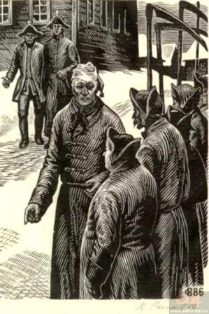 kapitan mironov v romane kapitanskaja dochka obraz harakteristika komendant ivan kuzmich 840d732