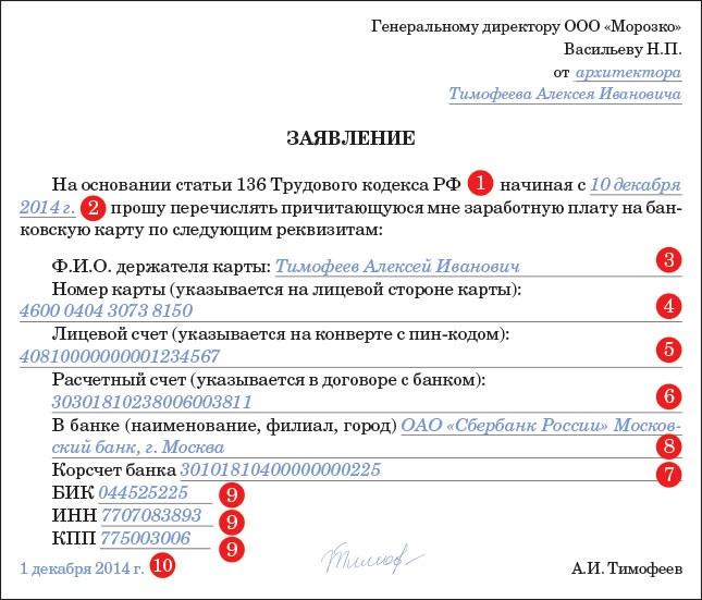 можно ли зарплату перечислять на карту супруги кредитная карта без справок о доходах в день обращения москва