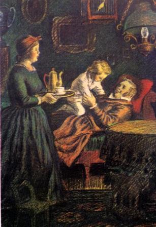 obraz agafi pshenicynoj v romane oblomov portret geroini opisanie hozjajstva kuhni 94799b4