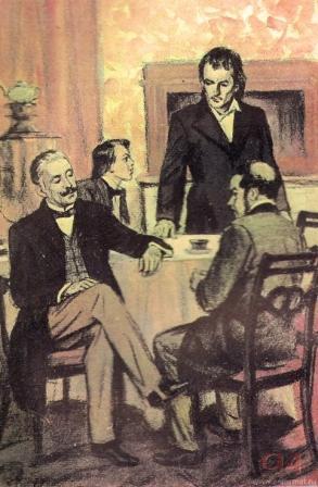 pavel petrovich kirsanov v romane otcy i deti biografija i istorija zhizni 7c62c58