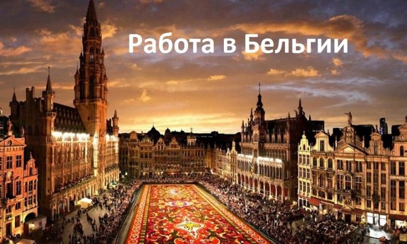 rabota i vakansii v belgii dlja ukraincev i russkih v 2018 godu 3ba96fe