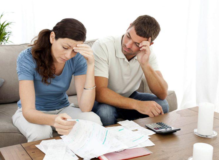 раздел долгов в браке