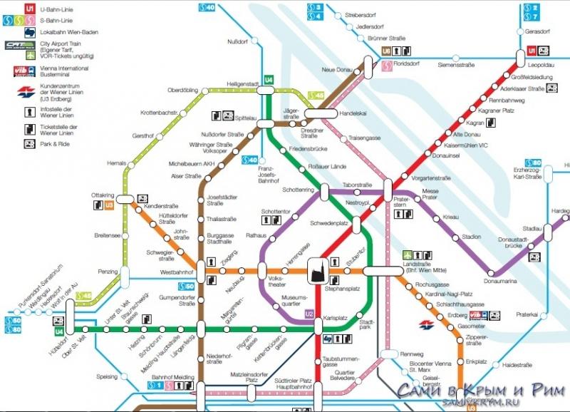 shema i karta metro veny stolicy avstrii v 2018 godu 85640fa