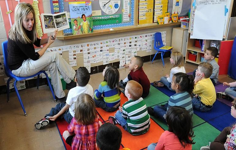 sistema doshkolnogo obrazovanija v ssha osobennosti detskih sadov v amerike e362bff