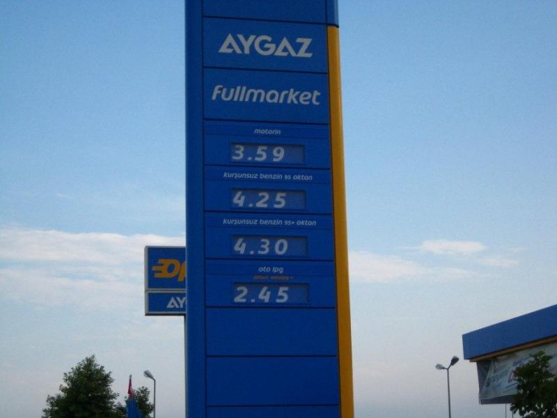 stoimost i cena 1 litra benzina v turcii v 2018 godu 3fbb89f