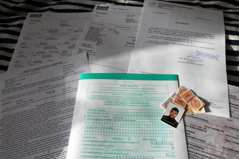studencheskaja viza v chehiju dlja rossijan dokumenty poluchenie i prodlenie 4908bf3