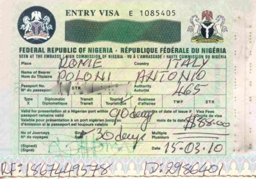 viza v nigeriju dlja rossijan v 2019 godu nuzhna li ona kak poluchit dokumenty 4d69180