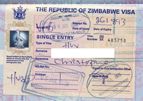 viza v zimbabve dlja rossijan oformlenie i poluchenie bac8e0c