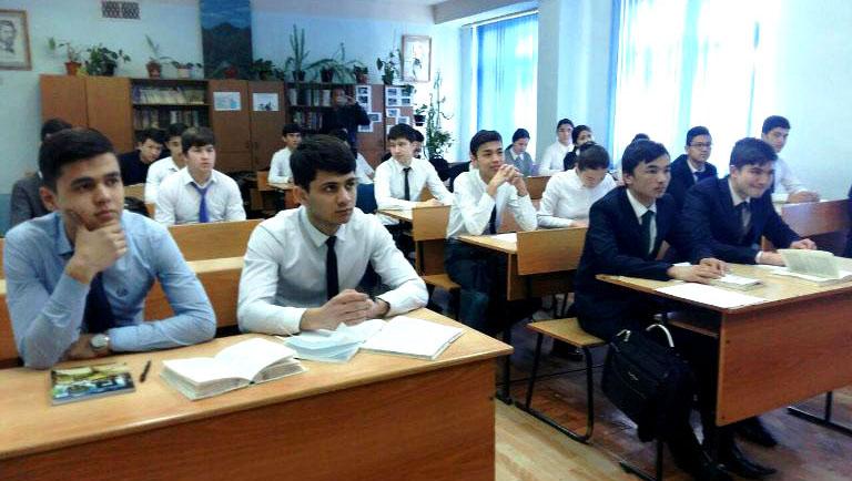 vysshee i sredne specialnoe obrazovanie v uzbekistane v 2018 godu 76974d7