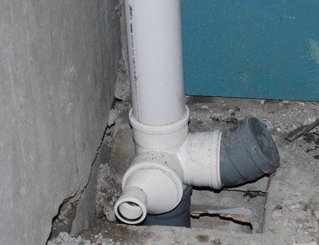 zamena stojaka kanalizacii v kvartire 59ef915