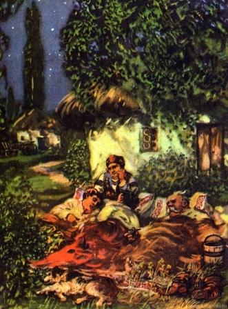 zhena tarasa bulby v povesti taras bulba harakteristika opisanie d691997